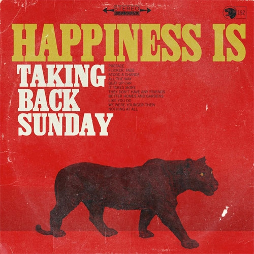 Taking Back Sunday // Happiness Is by Jess Scutella