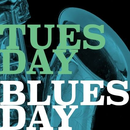 Tuesday Bluesday by Cory Vaillancourt