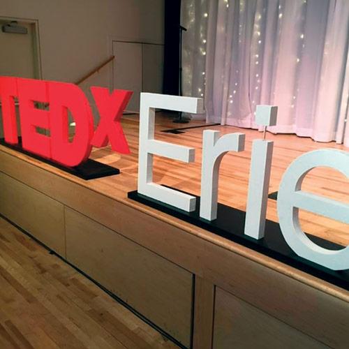 TEDxErie by Ella Julian