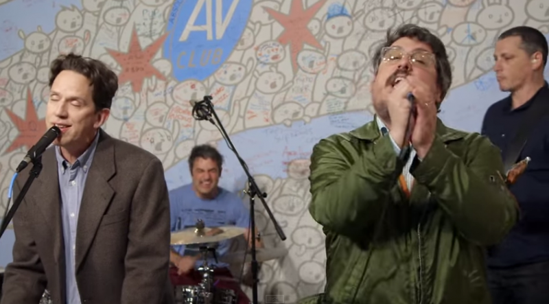 Watch They Might Be Giants Cover Destiny's Child by Alex Bieler