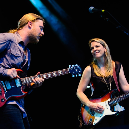 A Conversation with Derek Trucks by Jim Wertz