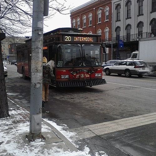 The Way I See It: City buses rerouted, texting and driving by Rebecca Styn