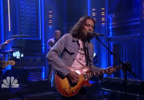 Watch The War on Drugs Perform on The Tonight Show by Alex Bieler