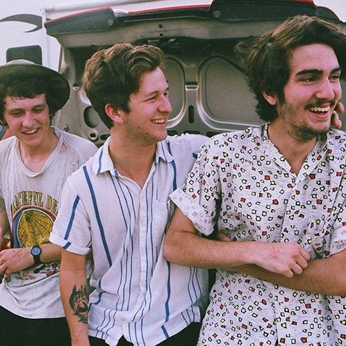 The Frights, King Shelter Liven Up Basement Transmissions by Tommy Shannon