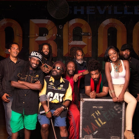 Schickalay's Hosts Legendary Reggae Act, The Wailers by Ryan Smith