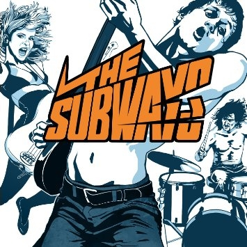 The Subways // The Subways by B. Toy
