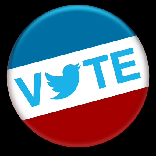 The Twitter Vote by Jim Wertz