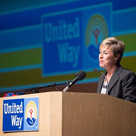"United Way Wants Erie to ""Just Keep Swimming"" by Tracy Geibel"