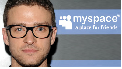 Tech Watch: Justin Timberlake is Bringing MySpace Back by Michael Haas