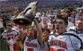 Virginia Men's Lacrosse Overcomes Adversity, Wins National Championship by Christina Alexander