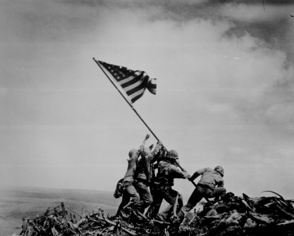 Ridge Narrates Iwo Jima Documentary by Jim Wertz