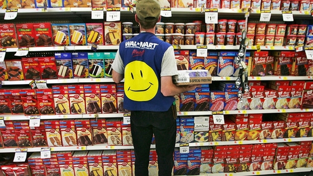 Wal-Mart: Always Thinking (Little) of its Workers by Jay Stevens