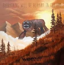 Weezer // Everything Will Be Alright in the End by Alex Bieler