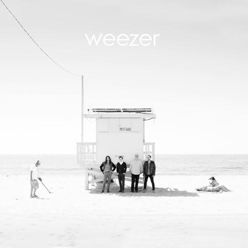 Weezer // Weezer by Nick Warren