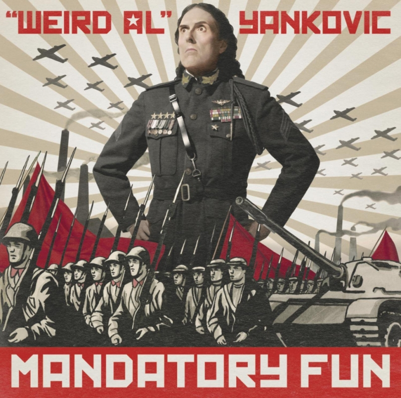 Weird Al Bringing 'Mandatory Fun' to Warner Theater  by Jim Wertz