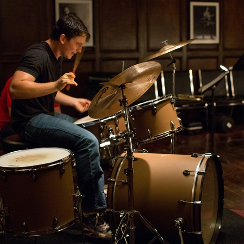 Whiplash Makes Jazz Instruction Feel Like Basic Training  by Dan Schank
