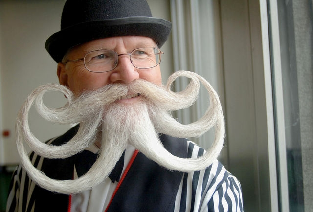 Max & Erma's to Host Beard and Moustache Competition by Alex Bieler