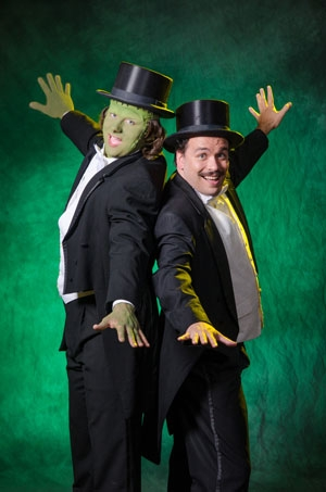 Erie Playhouse Presents: Young Frankenstein by Alex Bieler