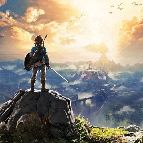 The Legend of Zelda: Breath of the Wild by Paul Schillinger
