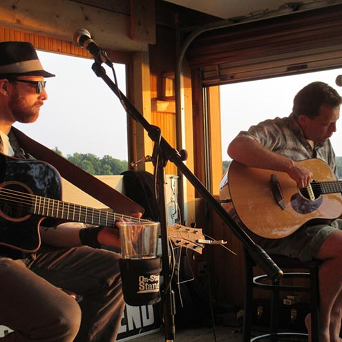 The Songwriter Sunset Series Returns to Edinboro Lake Resort by Ryan Smith
