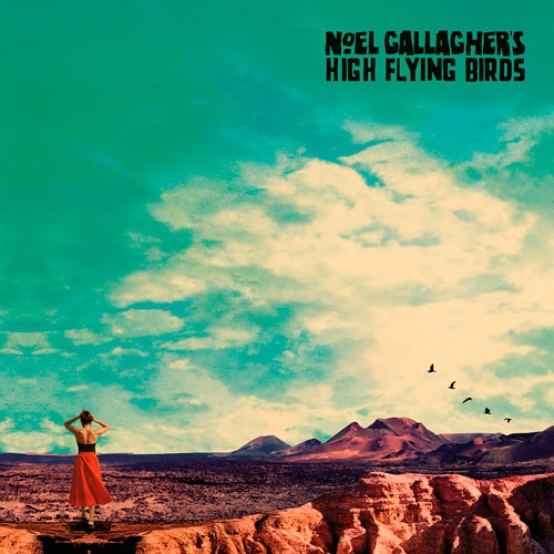 Noel Gallagher's High Flying Birds // Who Built the Moon by Nick Warren
