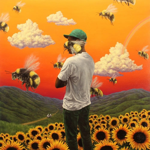 Tyler, the Creator // Flower Boy by Aaron Mook