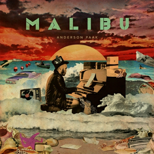 Anderson .Paak // Malibu by Nick Warren