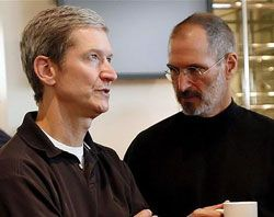 Tech Watch: Who is Tim Cook? by David Hunter, Epic Web Studios