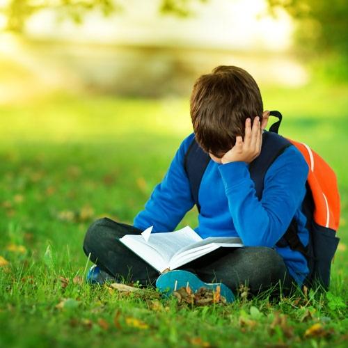 Back-to-school Stresses by Nick Warren