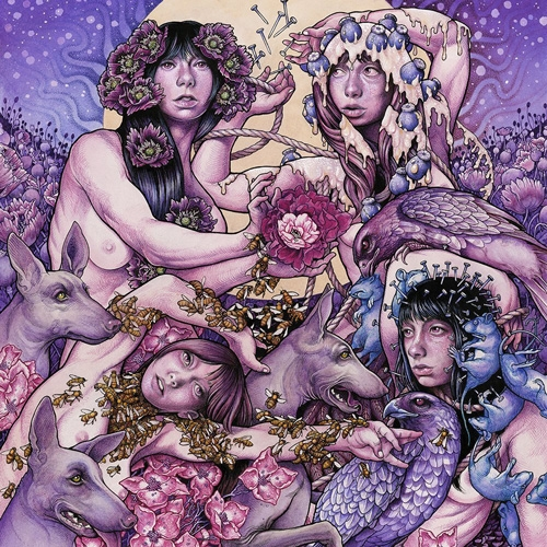 Baroness // Purple by Nick Warren