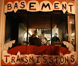 The New Generation of Basement Transmissions by Liss Vickery