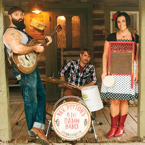 Must See Shows: Reverend Peyton's Big Damn Band at Kings Rook Club by Aaron Mook