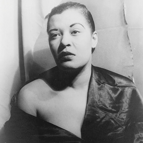 Erie County Public Library Honors BIllie Holiday for Jazz Appreciation Month by