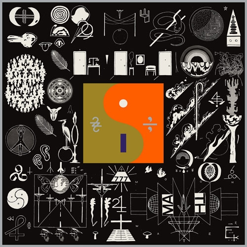Bon Iver // 22, A Million by Nick Warren