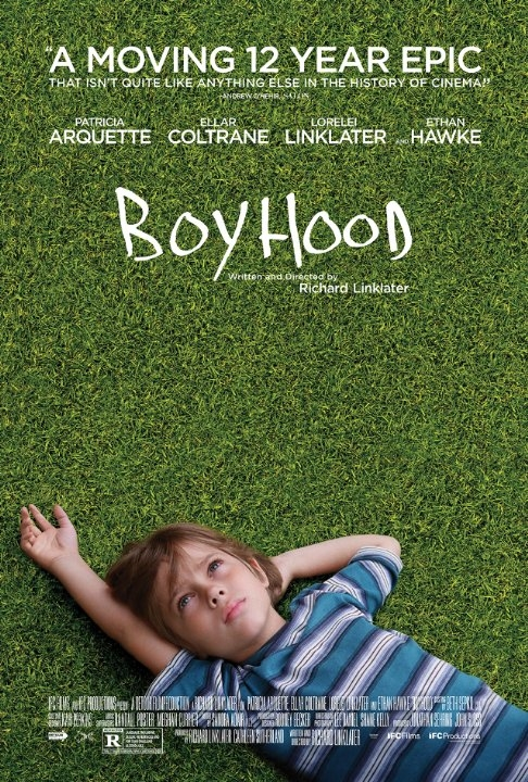 Boyhood Signals Filmmaking's Coming of Age by Jim Wertz