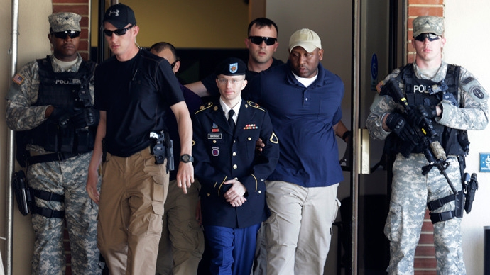 Manning Guilty of Numerous Charges by Military Court by Jay Stevens