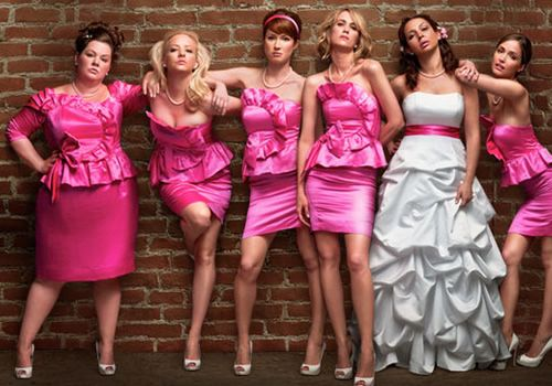 Bridesmaids: Rosetta Stone of the Modern Battle of the Sexes by Cornell Green