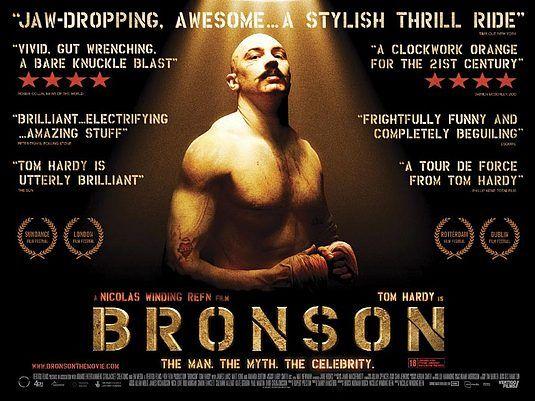 Joe Movie - Bronson by Joe Chiodo