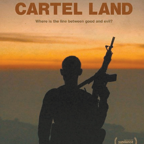 FILM at the Erie Art Museum Considers the Brutality of the Border with Sicario and Cartel Land by Dan Schank
