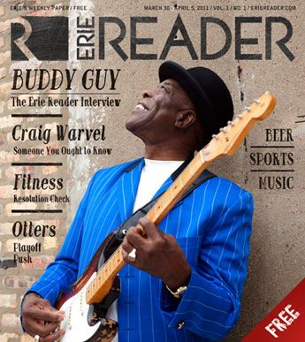 Buddy Guy Rolls Into Erie by Rebecca Styn