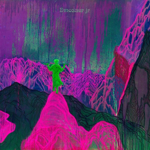Dinosaur Jr. // Give a Glimpse of What Yer Not by Nick Warren