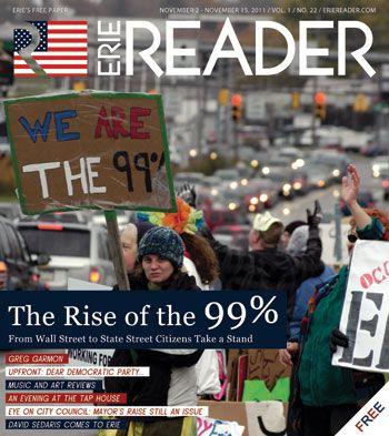 The Rise of the 99% by Jay Stevens