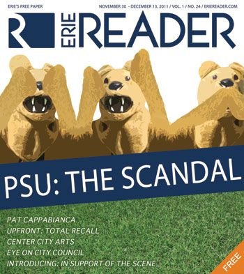Sad Days at Happy Valley: The Penn State Scandal Hits Home by Jay Stevens