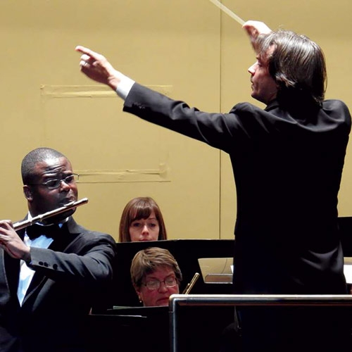 Erie Philharmonic Coming Out of Its Shell by Matt Swanseger