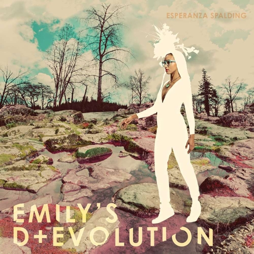 Esperanza Spalding // Emily's D+Evolution by Nick Warren