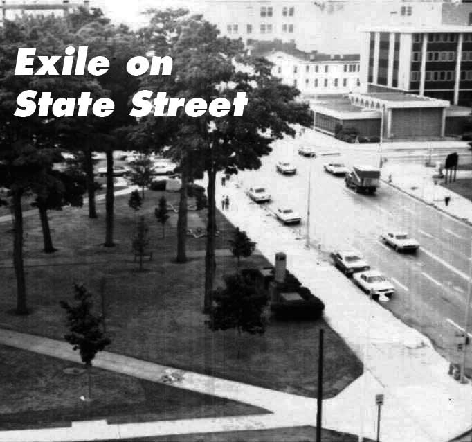 Exile on State Street: Poverty, Violence, and No Voice on City Council by Rick Filippi