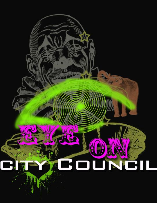 Eye On City Council: No Bonus  by Cornell Green