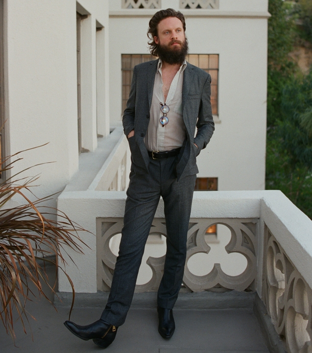 Father John Misty Covers Nirvana and Leonard Cohen by Alex Bieler