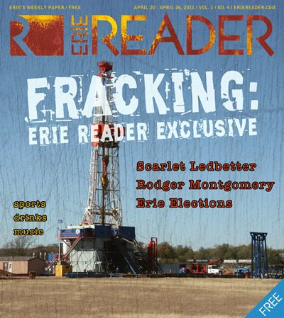 Fracking in North East by Abby Badach