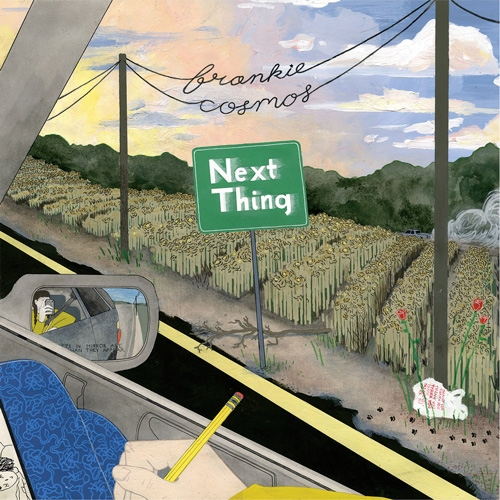 Frankie Cosmos // Next Thing by Nick Warren